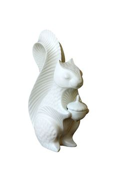 Animals - 3D Forms - Jonathan Adler Ceramic Squirrel Ring Box