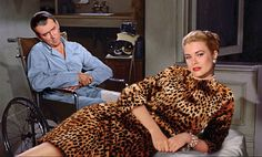 Grace Kelly in Rear Window, 1954. Top and skirt by Tom Ford, 2014.