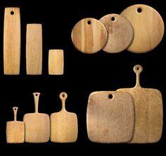 antikmodern: well made: edward wohl cutting boards