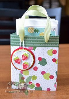 Gift Bag for Narrow