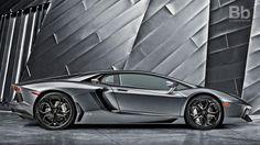 The Lamborghini Aventador With Blair Bunting