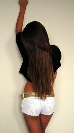 Long hair she don't care