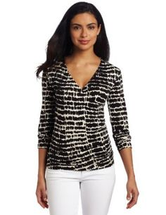 Red Dot Women's Crossover Top $110.00