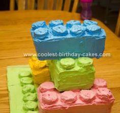 Cake with double-stuff Oreos
