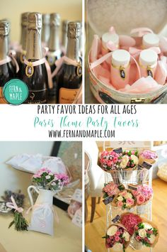 Paris Themed Party F