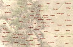 Colorado Atlas of Panoramic Aerial Images Exploring the world, one vista at a time...
