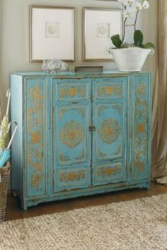 St. Trophime Cabinet from Soft Surroundings