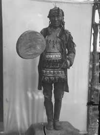 familiar spirit, shaman journey