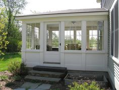 Matosky House - traditional - Sunroom - Three Oaks Construction, Inc.