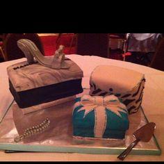 Girlie designer cakes