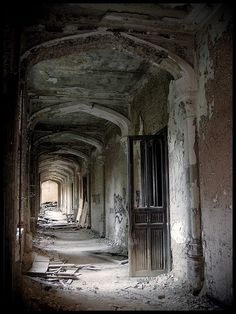 abandoned Chateau