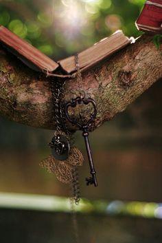 key to the kingdom...