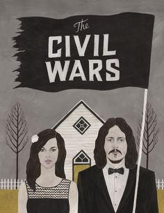 the civil wars.