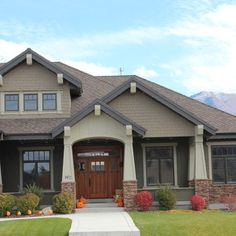 craftsman style homes exterior - Google Search