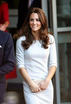 Kate Middleton Evening Dress - Kate Middleton Looks - StyleBistro