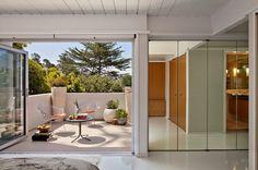 modern patio by Studio Schicketanz