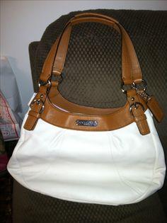 New coach purse :)