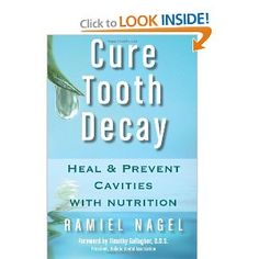 Advice from this book helped me reverse my daughter's tooth decay. Before & After pics at http://www.mommypotamus.com/can-a-weston-a-price-diet-reverse-tooth-decay/