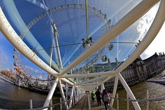 London Eye by davidkhardman, via Flickr