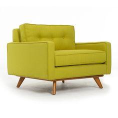 mid-century modern chair