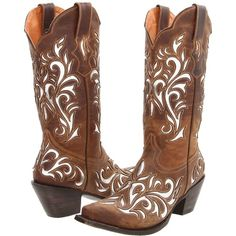 Stetson 12-021-6105-0424 ($288) ❤ liked on Polyvore stetson boot