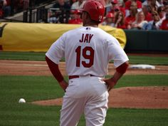 Jon Jay motor booty.