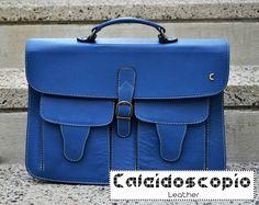 Caleidoscopio Leather - Bolsa Laptop Turista | BULTO.org Tienda en Línea - Envío Gratuito