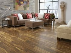 """Offering easy maintenance, sound absorption, warmth, and comfort underfoot, cork is a smart, eco-friendly flooring choice for many of today's homeowners. Is it the right choice for you?"" See what BobVilla.com has to say!"