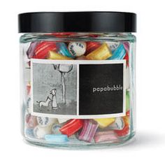 Papabubble makes the greatest handmade candies. Perfect for a teacher gift.