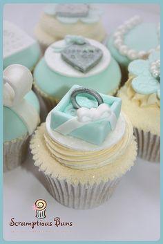 Tiffany  Co cupcakes
