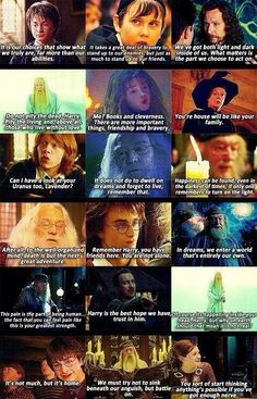 Such memorable quotes from such a memorable series~