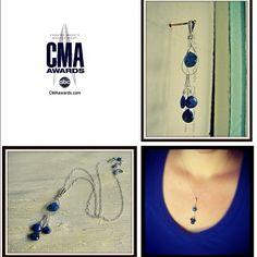Lapis lazuli necklace  as gifted to #press Follow #ritasunderland on #instagram