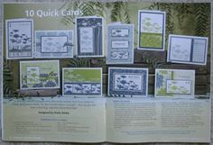 stamp sets, birthdays, blue green, cardmaking, daisi, cardmak stamp, papercraft magazin, cards, blues