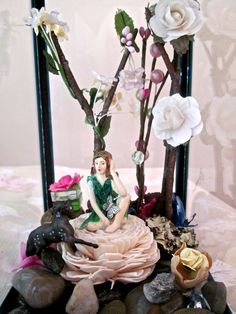 Arabella The Fairy  in Enchanted Garden  A by HealingArtsCreations, $60.00