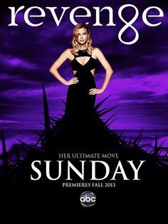 Revenge Season 3. Can't wait..!!!!