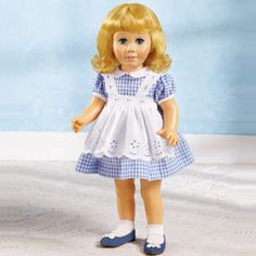 Chatty Cathy.  I really really wanted one of these when I was a girl.