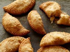 Fried apple hand pies