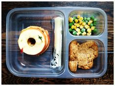 Healthy lunch ideas for kids.
