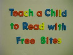 free online videos for kids, teach kids to read, teaching kids to read, teaching a child to read, phonics for kids