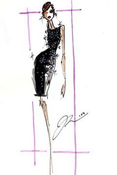 Jason Wu sketch