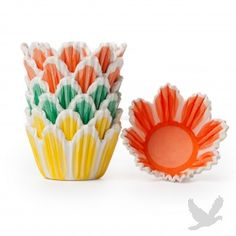 Tulip Shaped Baking Cups