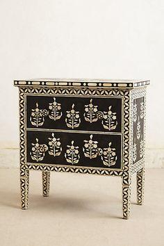 Paisley Inlay Dresser #anthropologie