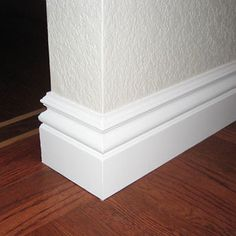 Quick Way To Clean Your Baseboards Use dryer sheets to clean baseboards–not only cleans up, coats them to repel hair and dust