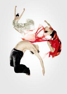 dancers by Erwin Olaf