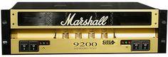 Marshall 9200 Power Amp