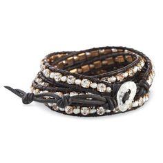 Crystal Wrap Bracelet - Arhaus Jewels