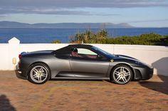 Ferrari F430 Spider @Colleen Dobson.co.za
