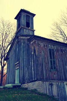 Haunted Egg Hill Church hill church, haunt church