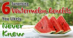 Did you know that watermelon has more lycopene than raw tomatoes? Read more watermelon facts here. http://articles.mercola.com/sites/articles/archive/2014/07/21/watermelon-nutrition.aspx #KnowledgeIsPower!#AwesomeTeam♥#Odycy☮