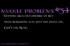 Muggle Problems